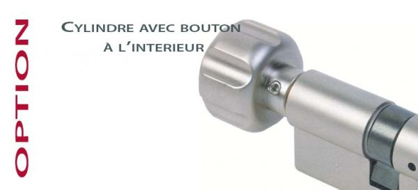 Cylindre bouton