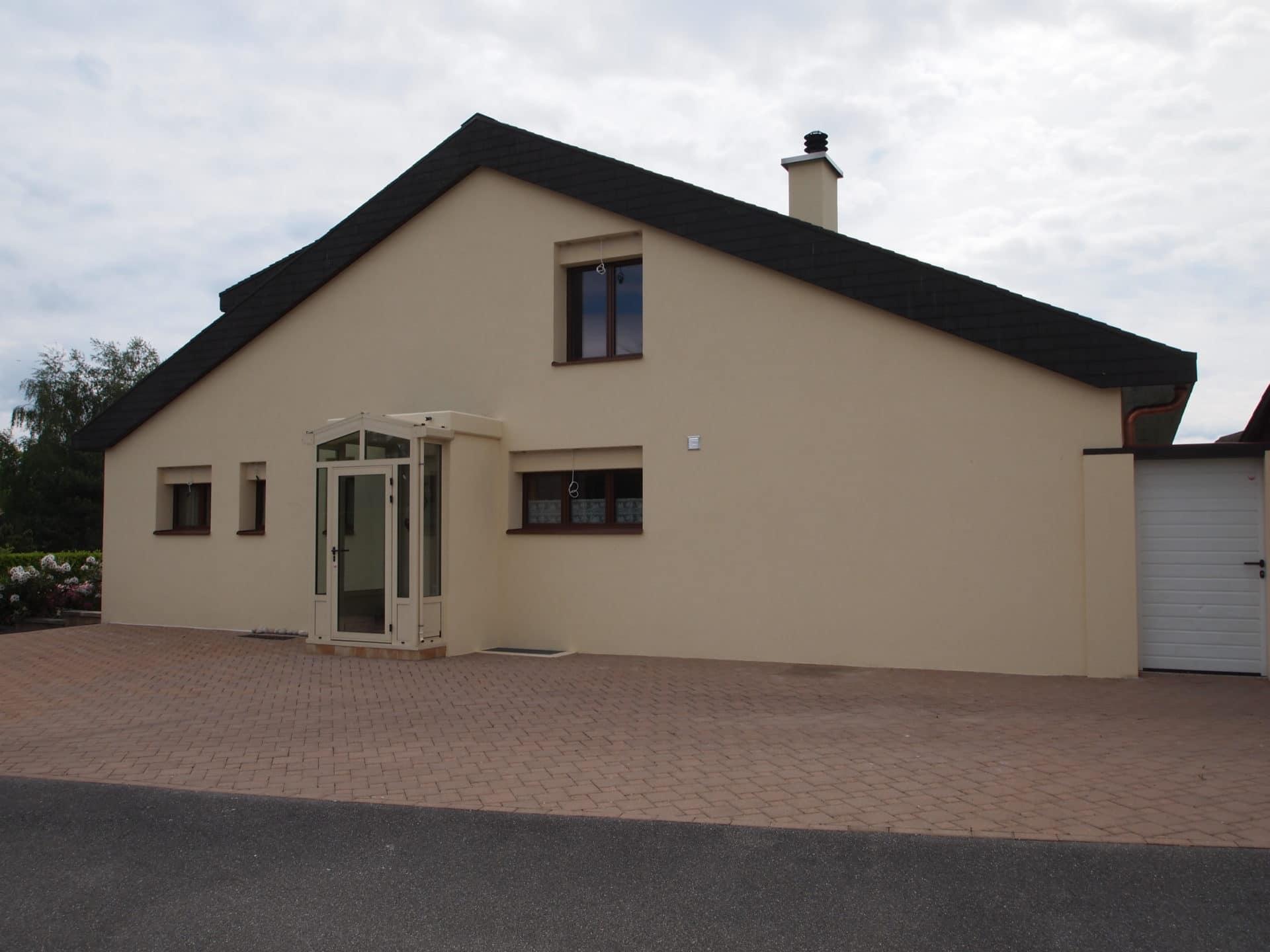 isolation maison 63